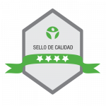 sello de calidad infomed 4 estrellas