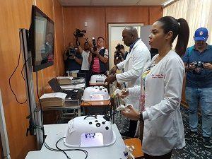 Centro entrenamiento CMA. Imagen tomada radiococo.icrt.cu