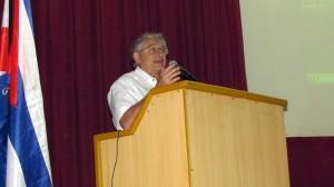 II jornada cirugía plástica - inauguración prof. Kirschbaum