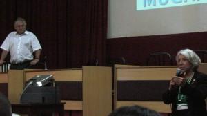 II jornada cirugía plástica - complicaciones aumento mamas prof. Kirshbaum & Manuela