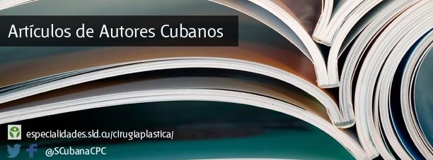 sección – artículos autores cubanos