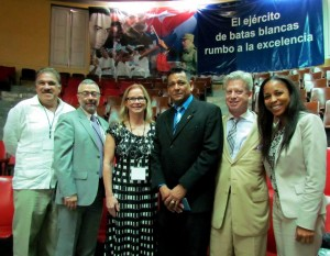 RECON Cuba-USA - foto de familia parte conferencistas