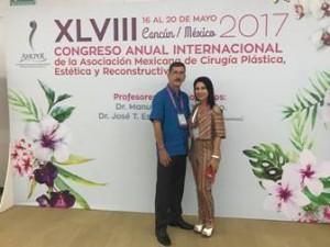 XLVIII congreso AMCPER - Rafael & Alicia