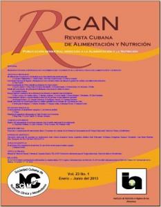 portada - RCAN - Vol. 23; No. 1 (2013)
