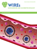 portada - WIREs Nanomedicine & Nanobiotechnology - Vol. 8; No. 2 (2016)