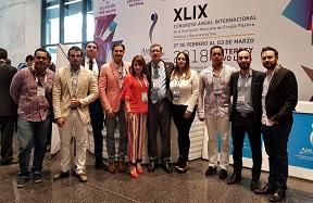 XLIX congreso AMCPER – Rafael & residentes extranjeros