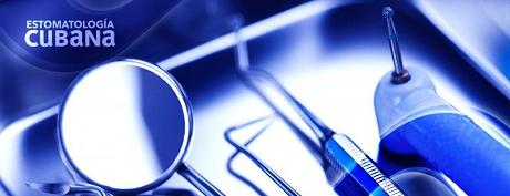 Sitio web de la estomatología cubana