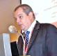 Presidente de FIGO, Dr. Carlos Fuchtner