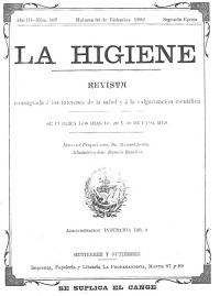 Revista La Higiene