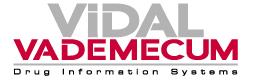 VIDAL Vademecum Drug Information Systems Consult