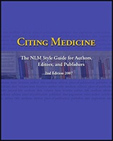 Citing Medicine