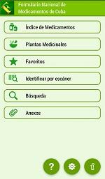 Aplicación FMN para Android