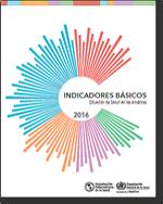 Indicadores básicos 2016 OPS/OMS