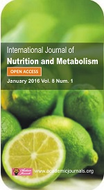 International Journal of Nutrition and Metabolism
