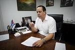 Dr. José Ángel Portal Miranda. Ministro de Salud Pública de Cuba. Foto: Irene Pérez/ Cubadebate