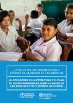 La salud de los adolescentes y jóvenes en la Región de las Américas
