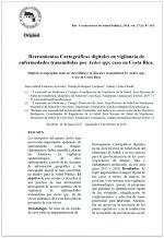 Herramientas cartográficas digitales en la vigilancia de enfermedades transmitidas por Aedes spp; caso en Costa Rica