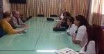 Reunión del Capítulo de la Sociedad de Higiene y Epidemiologia (SCHE) de la provincia de Cienfuegos