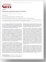 Salud pública y epidemiología del cáncer en Colombia
