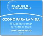 Día Internacional de la Preservación de la Capa de Ozono, 2020