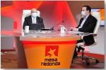 Comparecencia del ministro de Salud Pública de Cuba, Dr. José Ángel Portal Miranda. Imagen: Roberto Garaicoa, Cubadebate