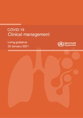 COVID-19 clinical management: living guidance, 25 January 2021