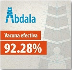 Abdala muestra un 92.28 % de eficacia en su esquema único de tres dosis. Imagen: Cubadebate