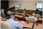 Reunión del Grupo Temporal de Trabajo para la prevención y control del nuevo coronavirus en Cuba. Imagen: Estudios Revolución