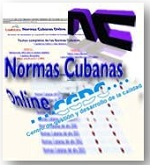 Normas Cubanas Online, Sitio Web Oficial de las Normas Cubanas