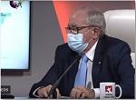 Dr. Cs. Pedro Más Bermejo, vicepresidente de la Sociedad Cubana de Higiene y Epidemiología