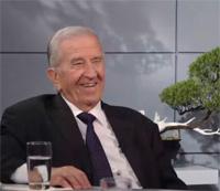 Dr.Cs. Alfredo Ceballos Mesa. Imagen: Programa televisivo ¨Con 2 que se quieran¨ 2019